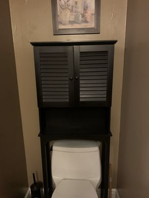 Over the Toilet Storage for Sale in Bakersfield, CA