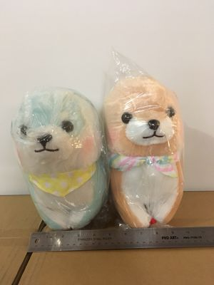 Japan mameshiba brothers pastel plushie for Sale in Milpitas, CA
