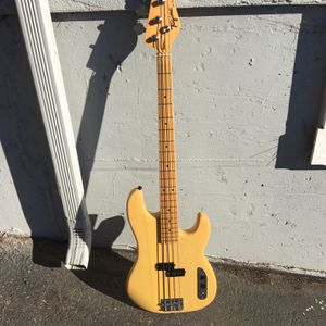 Japanese Tagima Electric Bass for Sale in Oakland, CA