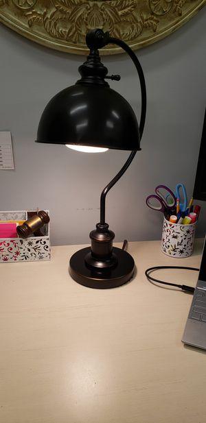 Desk lamp for Sale in Alexandria, VA