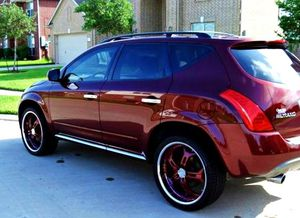 Asking$80O Nissan Murano SE O3 for Sale in Rockville, MD