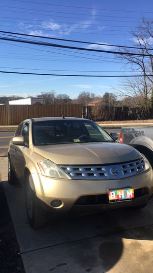 2003 Nissan Murano for Sale in Hyattsville, MD