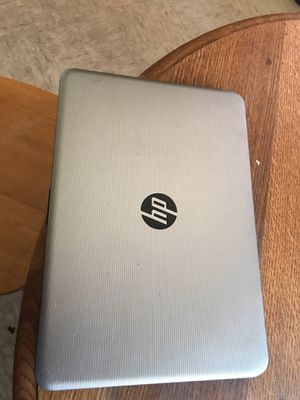 Hp notebook for Sale in Fresno, CA