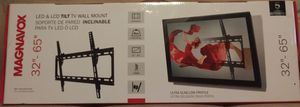 "Magnavox TV tilt wall mount 32"" to 65"" for Sale in Decatur, GA"