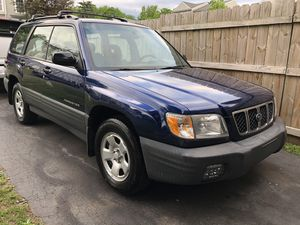 Subaru forester 2002 for Sale in Temple, PA
