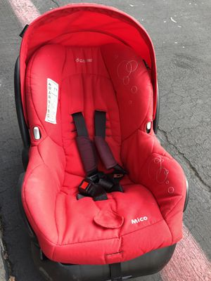 Maxicosi infant carseat! for Sale in Sunnyvale, CA