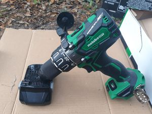 Metabo HPT Cordless Hammer Drill for Sale in Tallahassee, FL