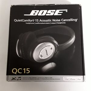 Bose Comfort Qc15 for Sale in Surprise, AZ