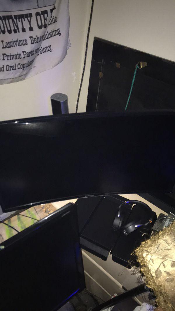 Samsung curve 27 inch 1080 p
