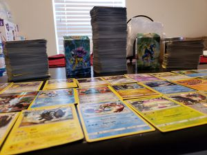 Pokemon cards over 1000 for Sale in Princeton, TX