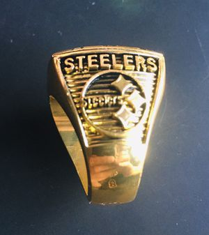 1974 Pittsburgh Steelers Super Bowl Ring (Brand New) for Sale in San Francisco, CA
