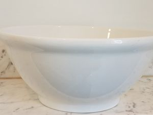 Porcelain serving bowl for Sale in Newton, MA