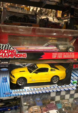 🚗🏁🔥👍Collectible 2007 Saleen S281E Mustang 1:18 scale diecast collectible 🚗🏁🔥👍😎 for Sale in Norwalk, CA