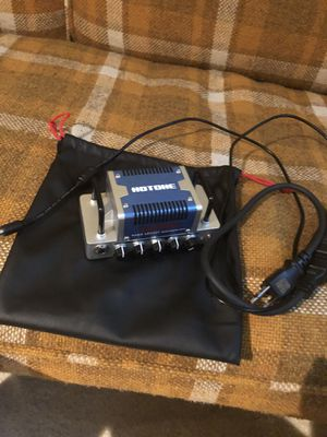 Hot tone mini head for half stack/guitar for Sale in Fairview Park, OH
