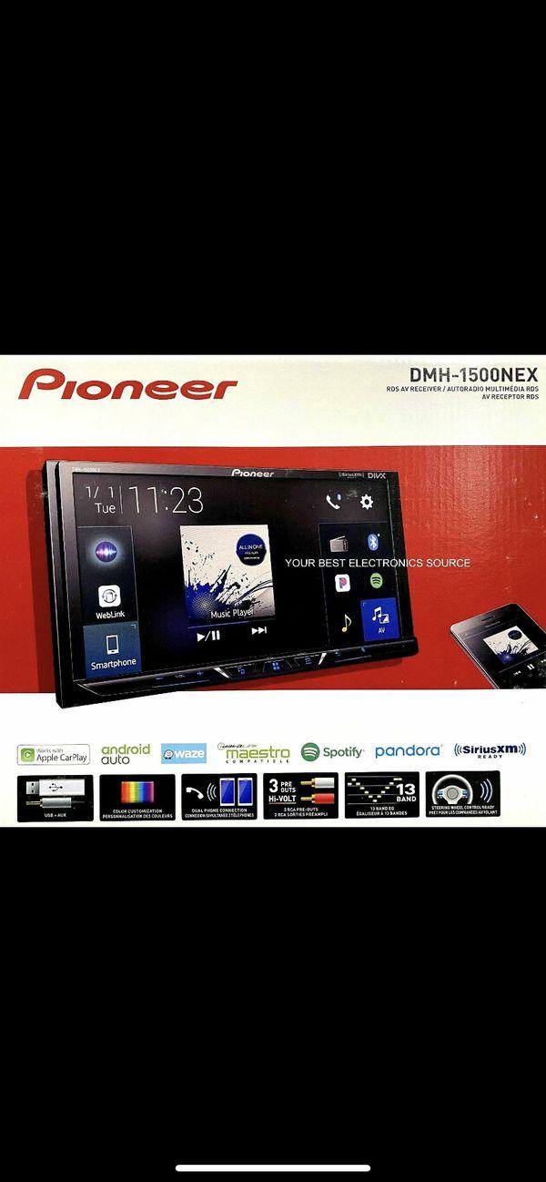 PIONEER DMH-1500NEX Car Receiver