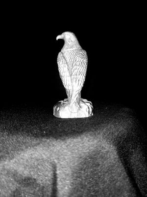 Eagle statue miniature for Sale in Tacoma, WA