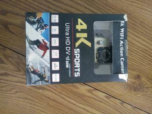 4K Sports camera for Sale in Lake Elsinore, CA