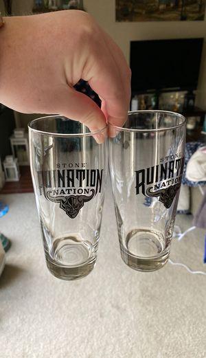 Stone Pint Glasses for Sale in Leesburg, VA