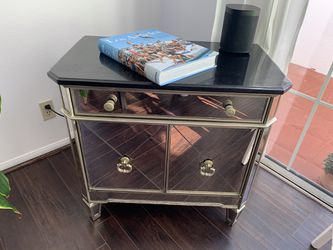 Mirrored Chest / Cabinet / Console Table from Neiman Marcus for Sale in Santa Monica,  CA