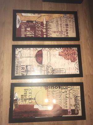 Wine Frames for Kitchen for Sale in Pembroke Pines, FL