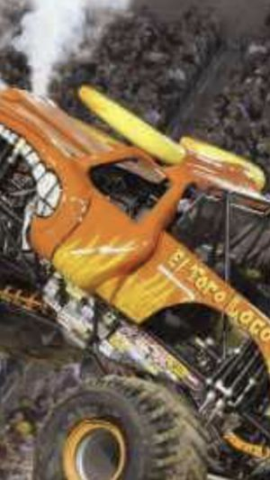 Monster Jam tickets $35 each 4th level center low rows for Sale in Arlington, TX