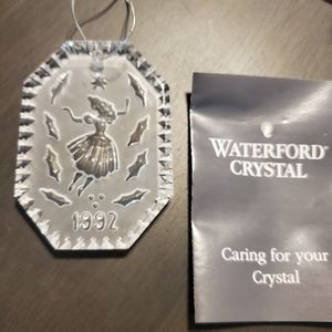 Waterford Crystal 1992 Ballerina Ornament for Sale in Phoenix, AZ