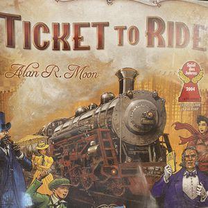 Ticket To Ride board Game for Sale in Columbia, MD