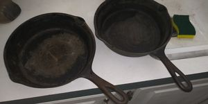Cast Iron Pans for Sale in Placentia, CA