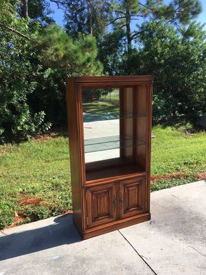 Glass Office Cabinet ~ 🚗 DELIVERY AVAILABLE for Sale in Bonita Springs, FL