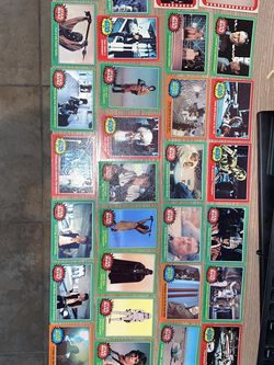 Vintage Star Wars Trading Cards for Sale in Vancouver,  WA