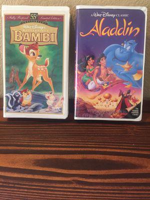 Disney Classics for Sale in Hesperia, CA