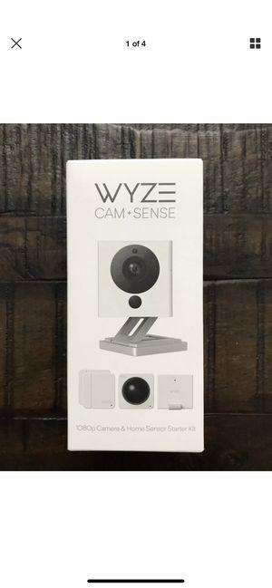 Wyze cam +sense for Sale in Hesperia, CA
