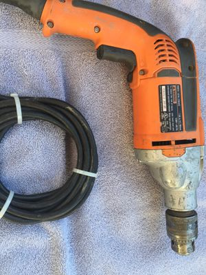 Ridgid reversing Hammer/Drill for Sale in Sun City, AZ