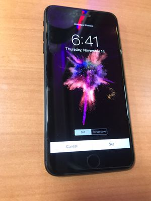 HI - IPHONE 7 PLUS 128GB AT&T CRICKET NET10 H2O STRAIGHT TALK METROPCS T-MOBILE SIMPLE MOBILE for Sale in Miami, FL