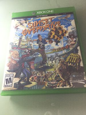 Sunset overdrive for Sale in Tustin, CA