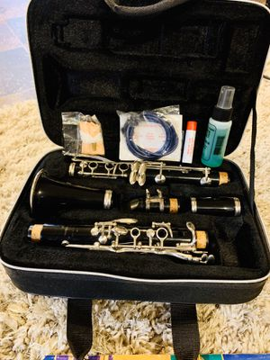 Clarinet in perfect condition. for Sale in Troy, MI