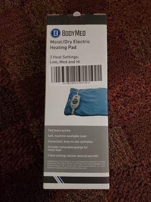 Electric heatpad for Sale in Wheaton, MD