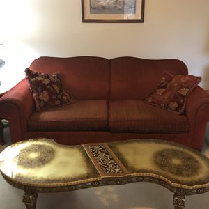 Rowe Couch/sofa with chair and ottoman for Sale in Fort Washington, MD