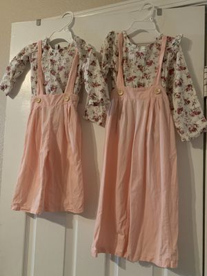 Pretty girls overalls for Sale in Riverbank, CA