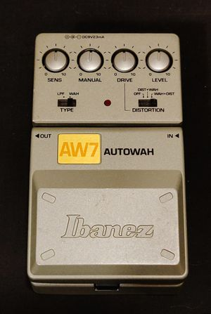 Ibanez AW7 Autowah Guitar Effects Pedal for Sale in Centreville, VA