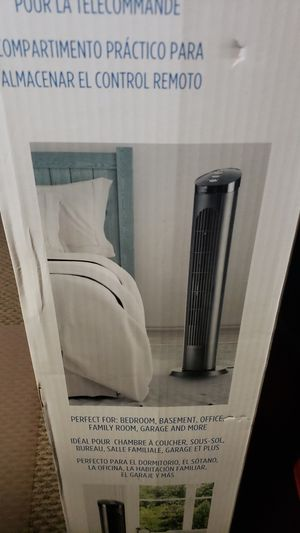 Tower fan for Sale in Mesa, AZ