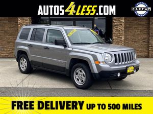 2014 Jeep Patriot for Sale in Puyallup, WA