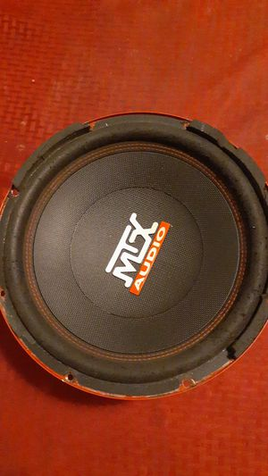 10 inch subwoofer for Sale in Atwater, CA