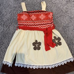 Moana dress - Girls for Sale in Manhattan Beach, CA