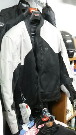 Motorcycle riding jacket brand new high-quality Fulmer brand for Sale in Los Angeles,  CA