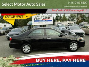 2005 Toyota Camry for Sale in LYNNWOOD, WA