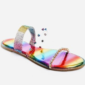 Rainbow shoe for Sale in Washington, DC