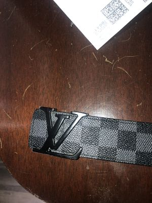 Louis Vuitton belt for Sale in Spring, TX