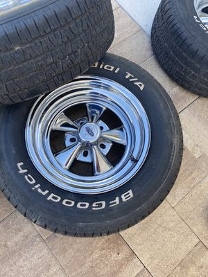 Set of four rims Crager for Sale in Miami, FL