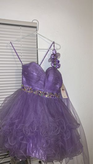 Lilac dress size XS for Sale in Stockton, CA